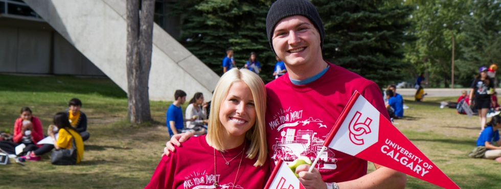 Register today for Summer Orientation - Your early introduction to life as a student at the University of Calgary