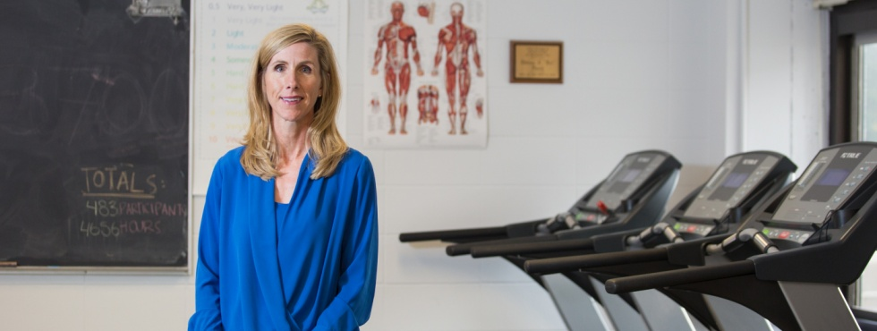 Killam scholar focuses on supporting cancer patients' families - Nursing PhD candidate Colleen Cuthbert is researching the benefits of exercise for caregivers