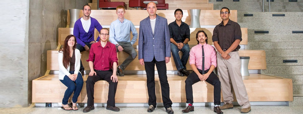 Nanoscience students take DNA sensor to Harvard - Multidisciplinary team one of only two Canadian entries in BIOMOD